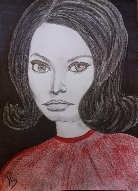 Sophia Loren par PenStilos